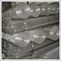 China Black Wire Cloth ( Mild Steel Wire Mesh ) on sale