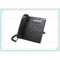 Buy cheap Cisco Network Unified Voip IP Phone 6900 Series CP-6921-CL-K9 Cisco UC Phone 6921 product
