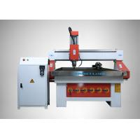 Buy cheap Stable Performance 2 Heads CNC Router Machine For Handcraft Industry product