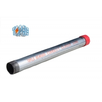 Buy cheap Hot Dip Galvanized Steel BS4568 Conduit Class 4 GI PIPE With Coupler And Protection Cap product