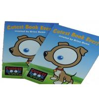 Buy cheap 4 color Childrens Offset Book Printing  product