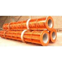 Buy cheap Spun Concrete Pole Steel Mould Concrete Pole Equipment 6m - 13m product