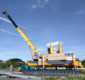 Buy cheap 500T Piling Capacity Hydraulic Pile Foundation Equipment product