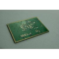 Buy cheap 6 Layer Multilayer PCB Manufacturing Process , Controlled Impedance PCB for Game Machine product