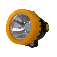 KL3LM(G) high power led miner cap lamp 10000Lux 3Ah roduct Light Weight Push Button Operation