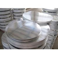 Buy cheap DC/CC Material 3003 O H14 H24 Aluminum Circle Plate For Traffic Sign product