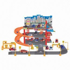Buy cheap Car Garage Design with Toy Cars, Children