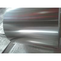 Buy cheap 0.2mm Hydrophilic Aluminium Foil Roll Electrode 99.9995% for Composite Pipe product