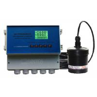 China Open Channel Ultrasonic Magnetic Flow Meter For Sewage / Waste Water Treatment 600 m3 / H Converter on sale