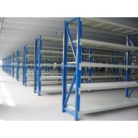 Material Storage Light Duty Racking , Convenient Installation and Selective Layers
