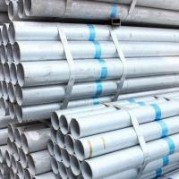 Buy cheap GI Pipes with 0.8 to 8mm Thicknesses and 21 to 273mm Outer Diameter product