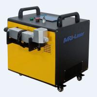 Buy cheap 60W 80W Handheld Laser Rust Removal Machine , Laser Rust Removal Equipment product