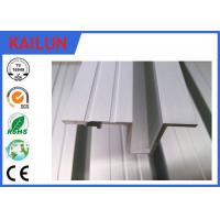 Buy cheap Otis 55 Mm Elevator Aluminum Saddle Threshold , Single - Groove Aluminium Sill Profiles product