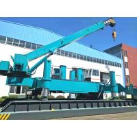 Buy cheap Silent 4.5M/Min Hydraulic Pile Driving Machine product