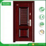 Buy cheap American Exterior Steel Door China Alibaba wholesale hot sale solid steel exterior doors product