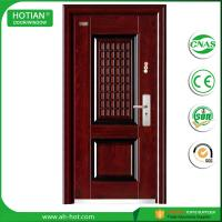 Quality American Exterior Steel Door China Alibaba wholesale hot sale solid steel for sale