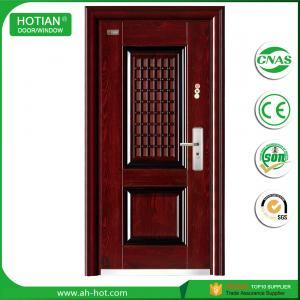 Quality American Exterior Steel Door China Alibaba wholesale hot sale solid steel exterior doors for sale