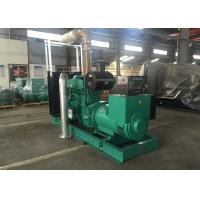 Buy cheap 300KW / 375KVA Water Cooled Diesel Generator With Cummins Engine from wholesalers