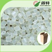 Buy cheap Yellowish  and semi-transparent Granule High Viscosity Resin Straw  Hot Melt Adhesive Tape White Color Semi Transparent product