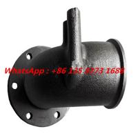 Buy cheap Hot Seller Cummins 4BT Diesel engine parts Exhaust Outlet Tube 4988381 product