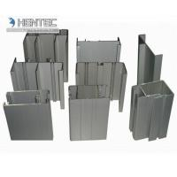 Buy cheap Mechanical Polishing Aluminium Extrusion Shapes Commercial Center Use product