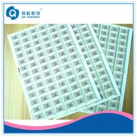 Quality Adhesive Paper Label With QR Code Stickers For Medicine / Shampoo At the for sale