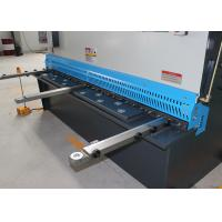 Buy cheap Welded Structure Hydraulic Sheet Metal Shearing Machine With DRO System 16mm 6m product