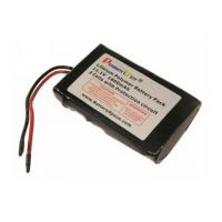 Buy cheap Portable High Capacity 11.1V Li-Ion / Lithium-Ion Battery Packs product
