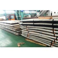 Buy cheap 0.5 - 3mm 304L stainless steel sheet with 2B BA HL 8K PVC film surface from wholesalers