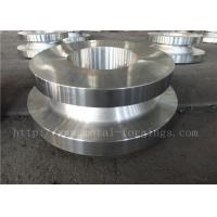 Buy cheap SA182-F51 S31803 Duplex Stainless Steel Ball Valve Forging Ball Cover Forgings Blanks product