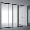 Buy cheap Deep Grey Aluminium Sliding Internal Door Crimsafe Mesh For Apartment from wholesalers