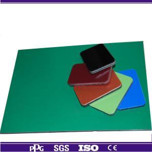 Buy cheap PVDF Coated Aluminum Composite Panel product