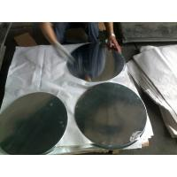 Quality Professional Aluminum Disc ISO9001 Alloy 1050 1100 1060 3003 Aluminum Circles for sale