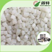 Buy cheap Color - Less Industrial Strength Hot Glue , Hot Melt Glue Easy To Spray product