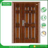 Buy cheap main entrance bullet proof steel door product