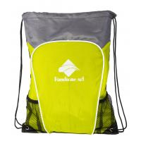 Buy cheap Promotional Customized Logo Drawstring Bag-HAD14026 product