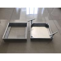 China CNC Machining Parts Metal Fabrication Aluminum Box for Flower Stand for sale