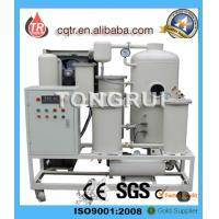 China ZJD Vacuum Lubricating oil Recycling,Hydraulic oil purification machine,Used Oil Cleaning on sale