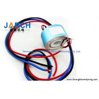 Buy cheap Anti - jamming High Current Slip Ring / rotary electrical interface product