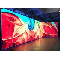 Buy cheap Super Slim Screen Indoor Rental LED Display 111110 Pixels/M² High Contrast product