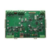 Buy cheap Smart Home DC24V Din Rail Dimming Controller USB RS-485 0-70℃ Operating Temp product