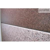 Interior Decoration Terracotta Panels , Marbleized Finish Glazed Terracotta Tiles