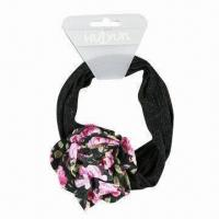 Buy cheap Fashionable Hairband with Various Accessories/Colors/Styles, Customized from wholesalers