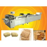 Buy cheap Square shape Cereal Bar Forming Machine product