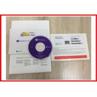 Buy cheap Global Area Windows10 Pro Online Activation With 64bit DVD Genuine OEM Pack product