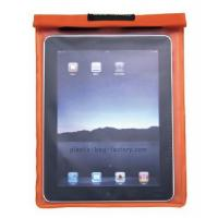 Buy cheap Fashion Plastic Waterproof Pouch Bag High Safety For Tablet PC / Ipad product