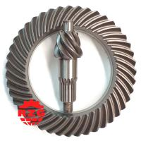 Auto Spiral Bevel Gear Differential for HINO small Transmission Rear Axle