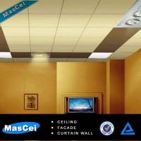 Buy cheap Aluminum Ceiling Tiles and Aluminium Ceiling for Insulated Aluminum Roof Panel product
