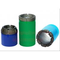 Buy cheap Natural Diamond Diamond Core Bits with Fast Penetration Rate NMLC / HMLC Size product