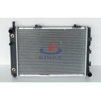 Buy cheap Aluminium Mechanical Type automobile radiators For Benz W124 / 200D / 250TD 1984 1993 AT product
